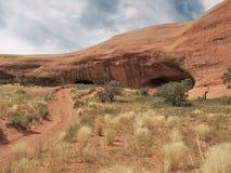 Каньон снабжает ободком рекреационную зону Стоковая Фотография RF