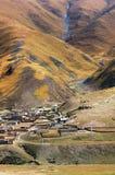каньон Тибет brahmaputra стоковое фото