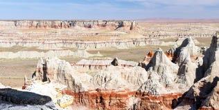 Каньон угольной шахты, Аризона Стоковое Изображение RF
