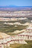 Каньон угольной шахты Стоковое Изображение