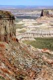 Каньон угольной шахты Стоковые Изображения