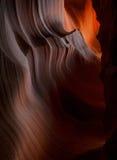 Каньон шлица в Аризоне Стоковые Фото