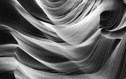 Каньон шлица в Аризоне стоковое фото