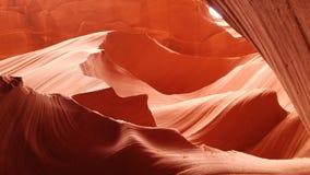 Каньон шлица в Аризоне Стоковое Изображение RF