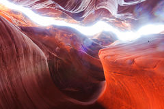 Каньон шлица стоковое фото rf