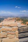 Каньон Юта Bryce живой природы Стоковые Изображения