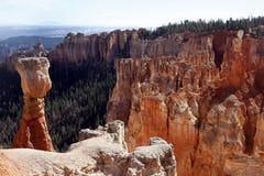 каньон Юта bryce Стоковые Изображения RF