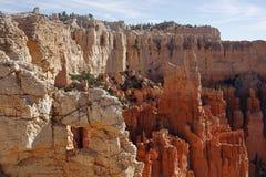 каньон Юта bryce Стоковое фото RF