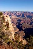 каньон 14 грандиозный Стоковые Изображения