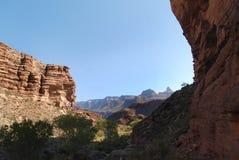 каньон 16 грандиозный Стоковая Фотография RF