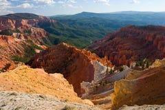 каньон 2 bryce Стоковое Изображение RF