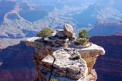 каньон 21 грандиозный Стоковая Фотография