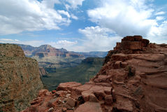 каньон 27 грандиозный Стоковая Фотография RF