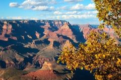 каньон 3 грандиозный Стоковая Фотография RF