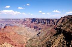 каньон 40 грандиозный Стоковое Фото