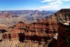 каньон 7 грандиозный Стоковое фото RF
