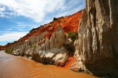 каньон Стоковое Изображение RF