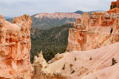 каньон 4 Стоковое Фото