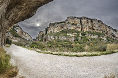 каньон Стоковые Фото