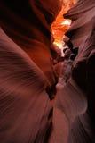 каньон az антилопы Стоковые Фото