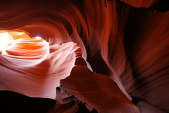 каньон az антилопы Стоковые Изображения RF