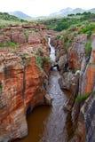 каньон blyde Стоковые Изображения
