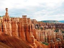 каньон brice Стоковая Фотография