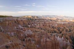 каньон brice Стоковое Изображение RF