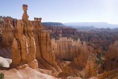 каньон brice стоковые изображения