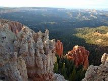 каньон brice Стоковые Изображения RF