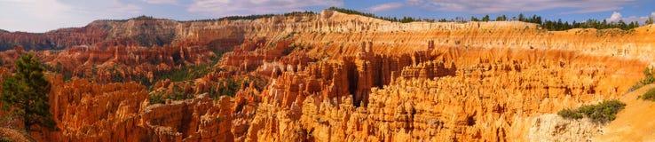 каньон bryce амфитеатра Стоковые Изображения