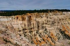 Каньон Bryce в Юте Соединенных Штатах Америки Стоковая Фотография