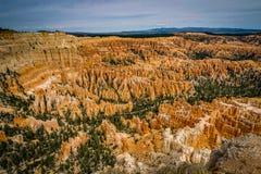 Каньон Bryce в Юте Соединенных Штатах Америки Стоковые Фото