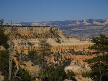 Каньон Bryce в Юте, США Стоковое Фото