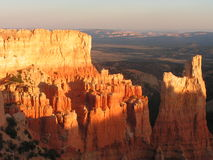 каньон bryce обозревает Стоковая Фотография