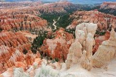Каньон Bryce, Юта, США Стоковое Изображение RF