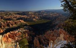 Каньон Bryce, Юта, США Стоковая Фотография
