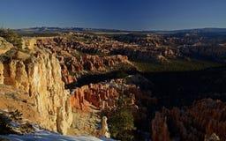Каньон Bryce, Юта, США Стоковое фото RF