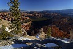Каньон Bryce, Юта, США Стоковые Фото