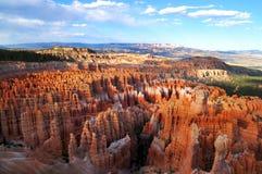 каньон bryce Стоковые Фотографии RF