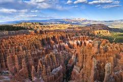 каньон bryce Стоковая Фотография RF
