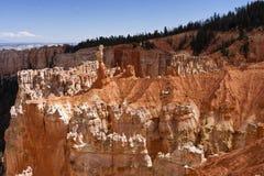 каньон bryce agua стоковое изображение