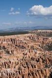 Каньон Bryce Hoodoos ландшафт горы Стоковое Фото