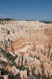 Каньон Bryce Hoodoos ландшафт горы Стоковые Изображения