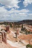 Каньон Bryce Hoodoos ландшафт пустыни Стоковые Фотографии RF