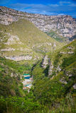 Каньон Cavagrande del Cassibile Стоковая Фотография