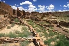 Каньон Chaco Стоковые Фото