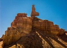Каньон Charyn стоковая фотография rf
