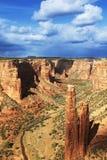каньон chelly Стоковые Фото
