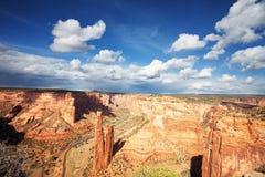 каньон chelly Стоковые Изображения